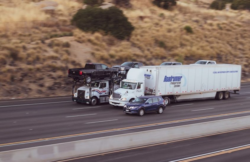 North Bethesda, MD – Box Truck Crash on I-495 near New Hampshire Ave Ends in Injuries
